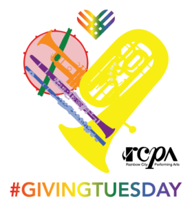 Giving Tuesday - RCPA